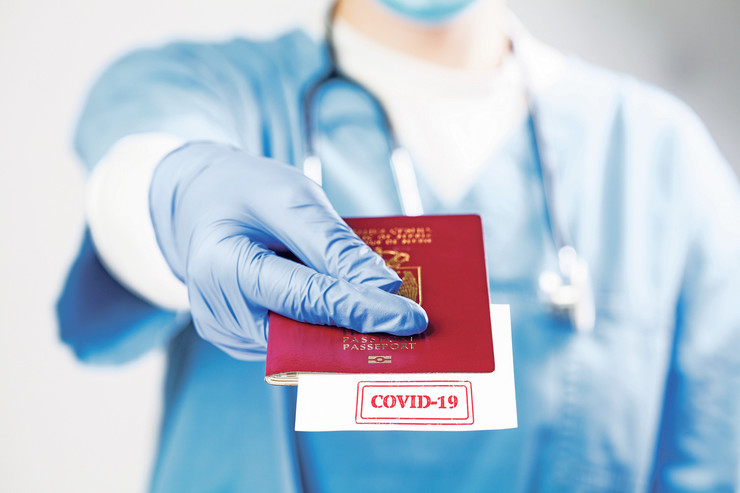 Kovid pasoš