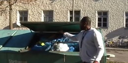 Imigranci wyrzucają paczki z jedzeniem. Nie spełniają ich wymagań