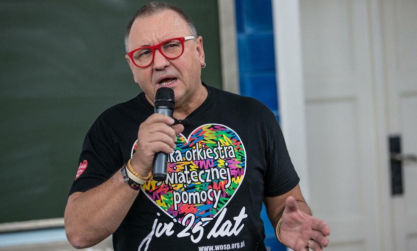 Owsiak przeprosił prof. Pawłowicz
