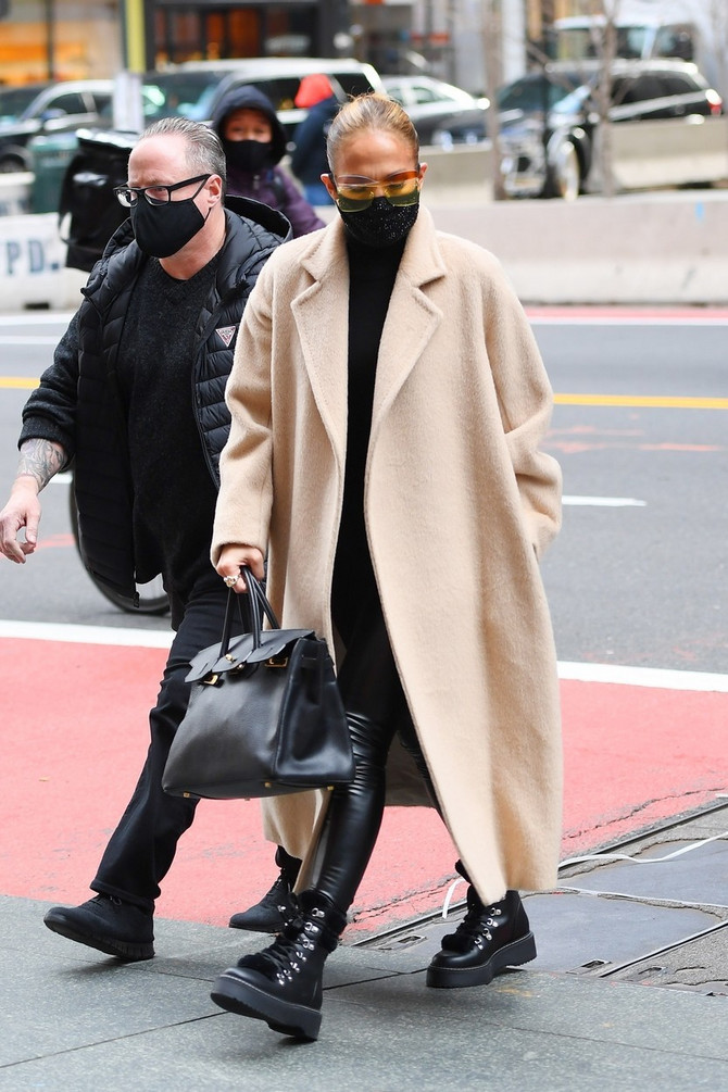 Džej Lo je uvek odlično stilizovana