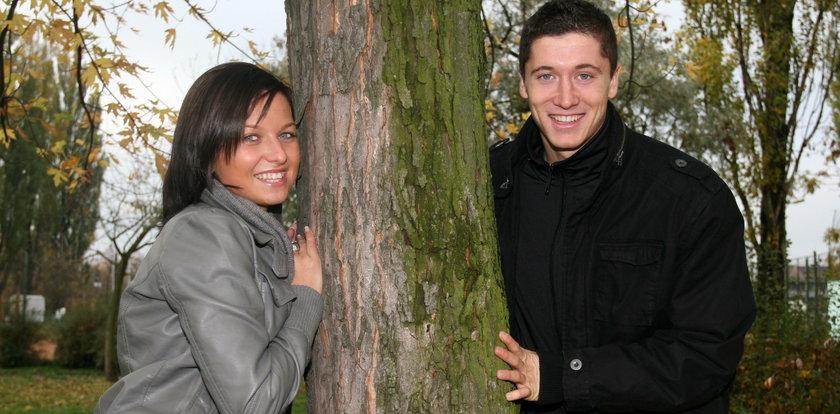 4. rocznica ślubu Lewandowskich. Tak zaczęła się ich miłość