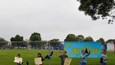 Orange County, California plans to reopen schools without requiring masks or social distancing