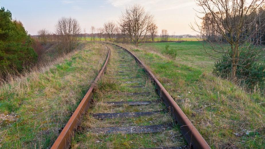 Linia kolejowa Leszno - Góra - Dolny Śląsk. Trasa, historia, zabytki, zwiedzanie