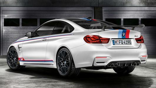 BMW świętuje limitowanym M4 GTS