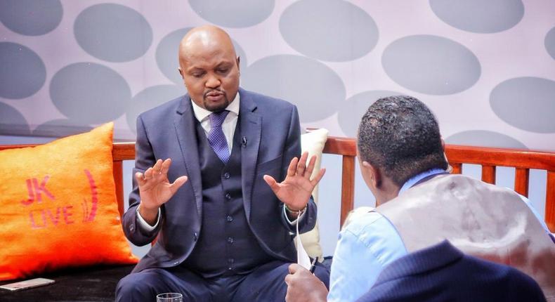 Only my Presidency will return sanity – Moses Kuria speaks on Ruto-Raila wars