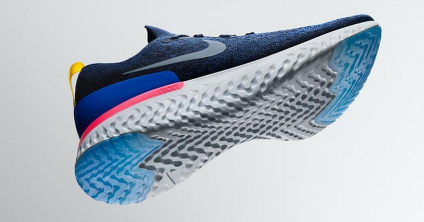 Buty Nike Epic React Flyknit trafią do sprzedązy 22 lutego br.