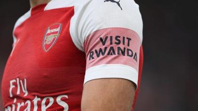 Visit Rwanda: Arsenal agrees £10M-a-year sleeve deal for at least two more years, while the arrival of Messi at PSG is expected to boost tourism campaign.