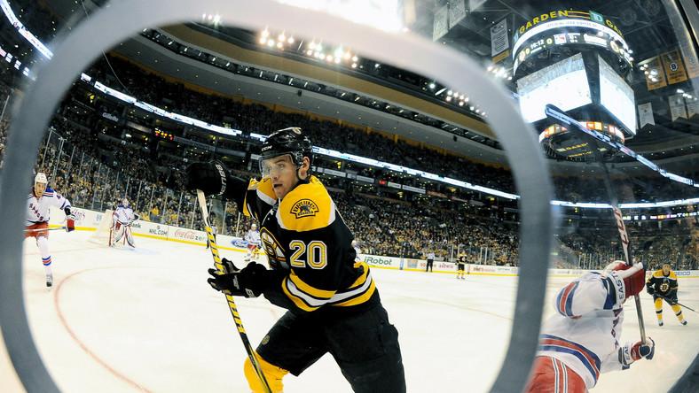 Druga wygrana Boston Bruins z New York Rangers