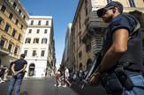 Barselona, policija, EPA -  ANGELO CARCONI