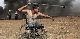 Co stało się z inwalidą, który zaatakował izraelskich żołnierzy?