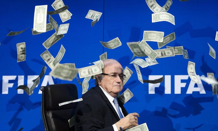 Kalendarium afery w FIFA