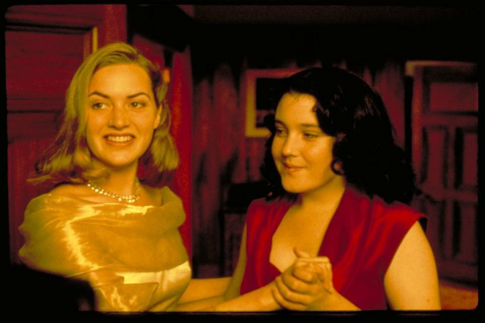 """Juliet i Pauline, """"Niebiańskie stworzenia"""", reż. Peter Jackson, 1994 r."""