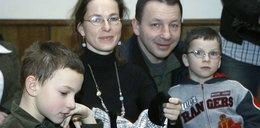 Zamachowski nie porzuci czwórki dzieci