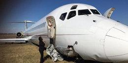 Chwile grozy na pokładzie samolotu. Kapitan stracił kontrolę nad maszyną!