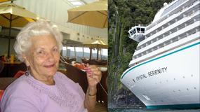 Nietypowa emerytura - 7 lat na pokładzie luksusowego statku wycieczkowego