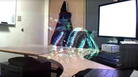 Microsoft pokazał holograficzne okulary