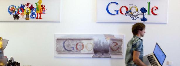 Jedno z biur Google'a
