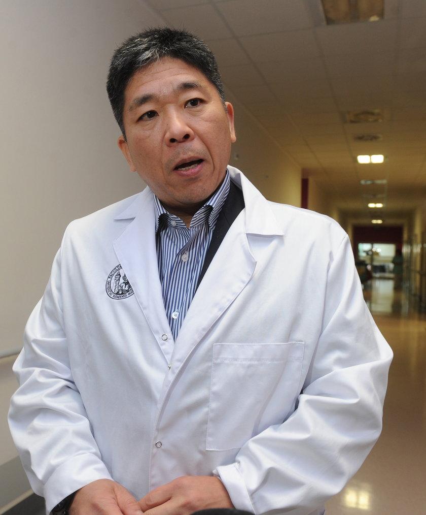 Profesor Isao Morita