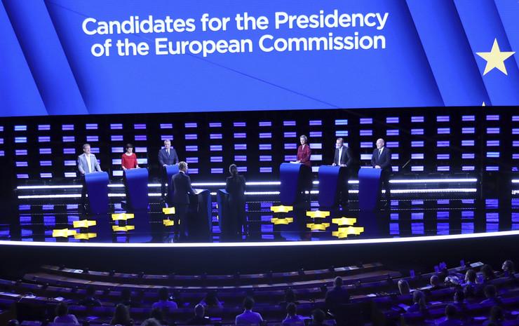 EU debata, Brisel