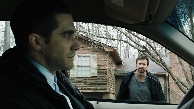 "Jake Gyllenhaal i Hugh Jackman w filmie ""Labirynt"""