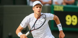 Turniej ATP w Delray Beach. Hubert Hurkacz awansował do półfinału