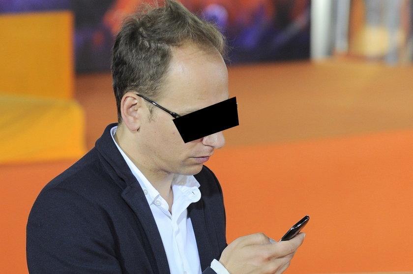Dariusz K., były mąż Edyty Górniak