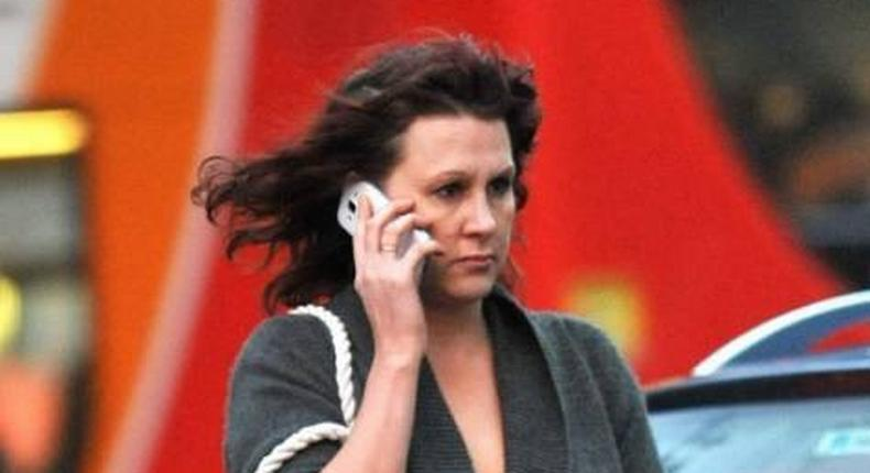 Nurse hit motorcyclist with her car after he told her not to use her phone while driving