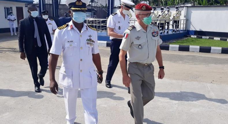 France offers Nigerian Navy support to secure Gulf of Guinea. [NAN]