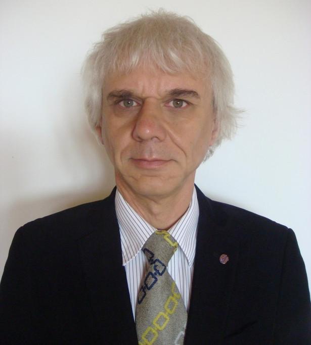 Maciej Strączyński, prezes SSP ''Iustitia''.