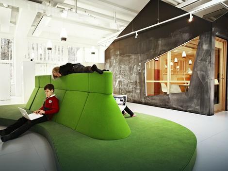 Prostor za individualno i grupno učenje