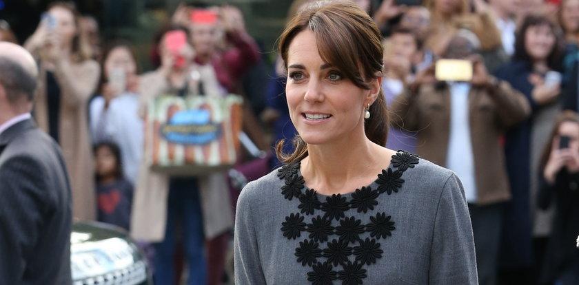 Księżna Kate w starej sukience!