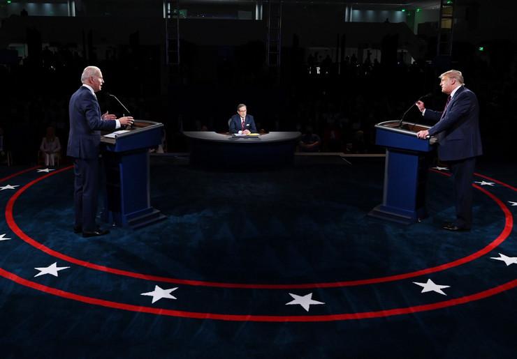 SPAŠAVANJE KANDIDATA BIDENA?! Nova pravila za posljednju debatu, mogućnost isključivanja mikrofona!