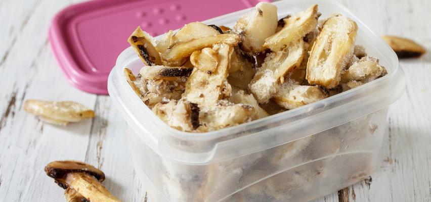 Jak zamrozić grzyby, by smakowały jak świeże? Trzymaj się tych wskazówek