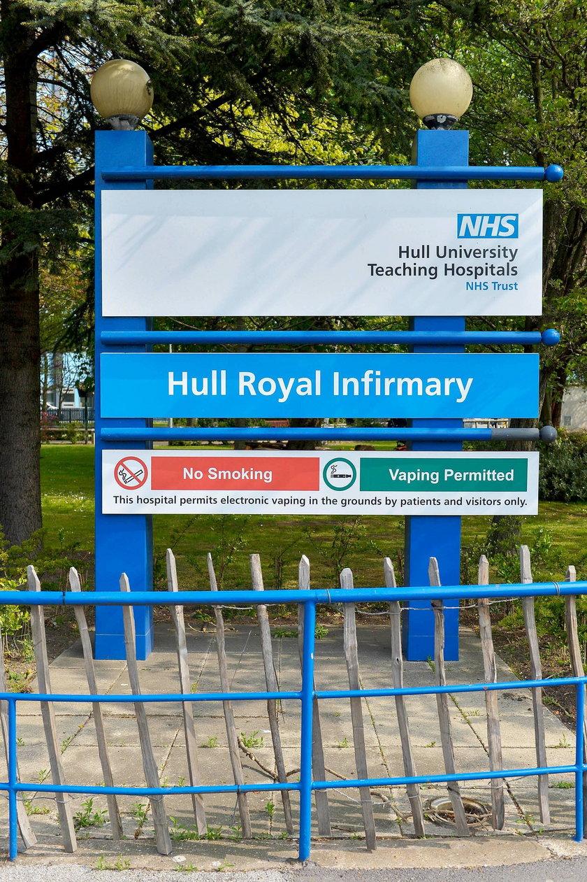 Hull: Tragedia w szpitalu. Pobiła pacjentkę, bo ta chrapała