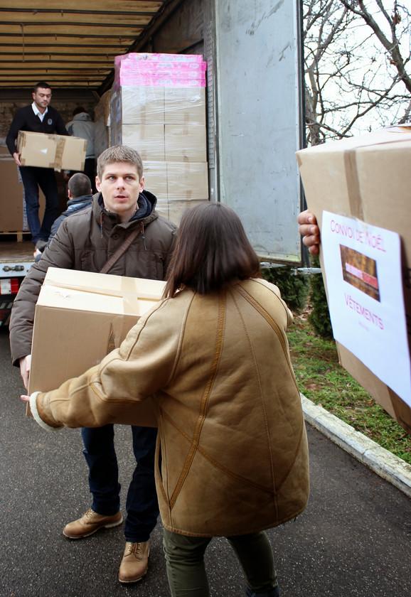 Francuski humanitarac godinama pomaže Srbima na Kosovu i Metohiji