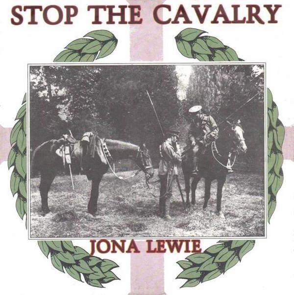 Jona Lewie – Stop The Cavalry