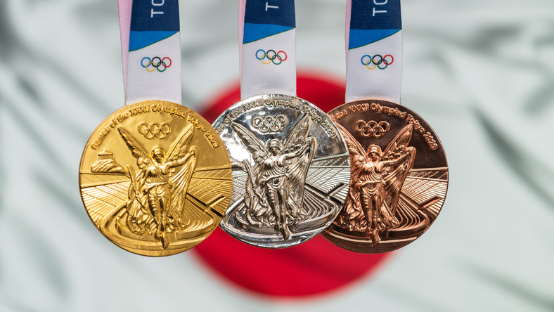 Medale olimpijskie Tokio 2020