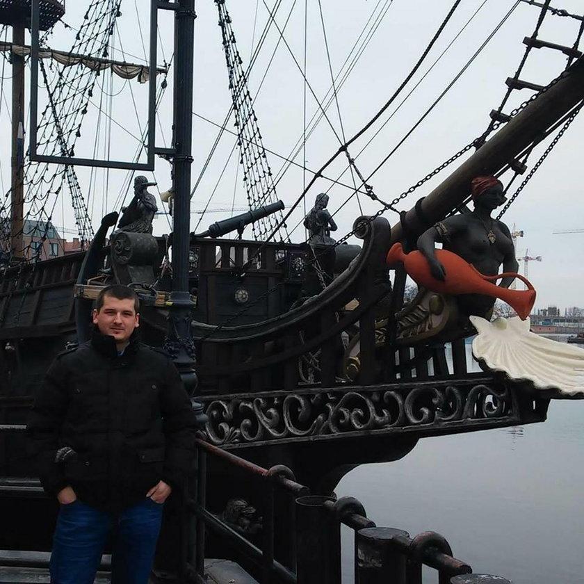 Bogusław miał 27 lat. Razem z przyjaciółmi utonął w rzece Wisłok