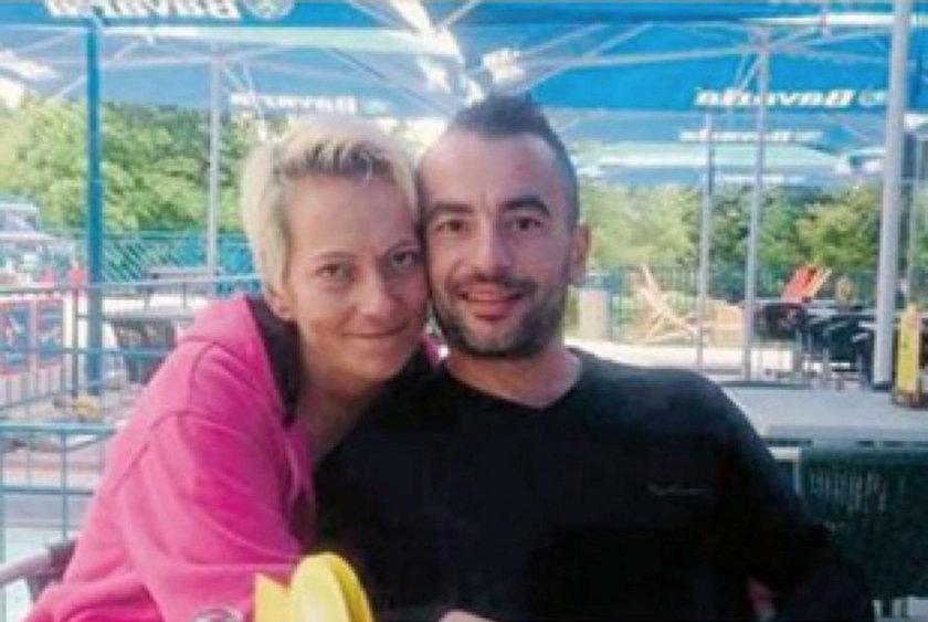 Sanda Alibabic i jej kochanek