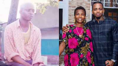 Mzee Abdul is not Diamond's Biological father- Mama Dangote as she unleashes photos of Diamond's real father