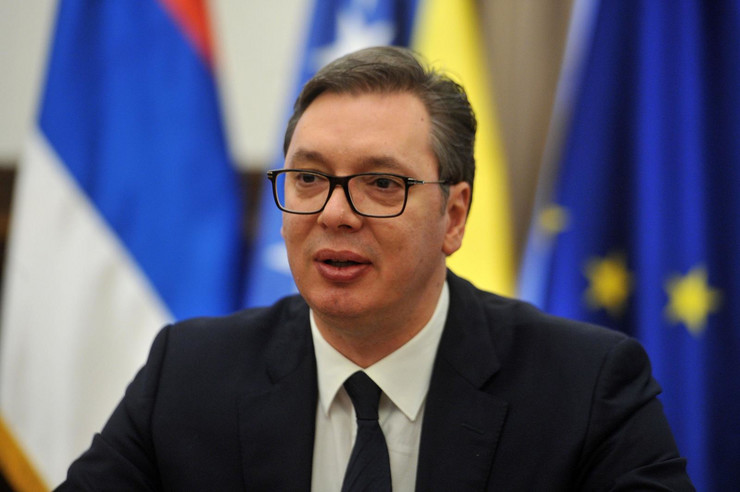 Aleksandar Vučić, Milorad Dodik