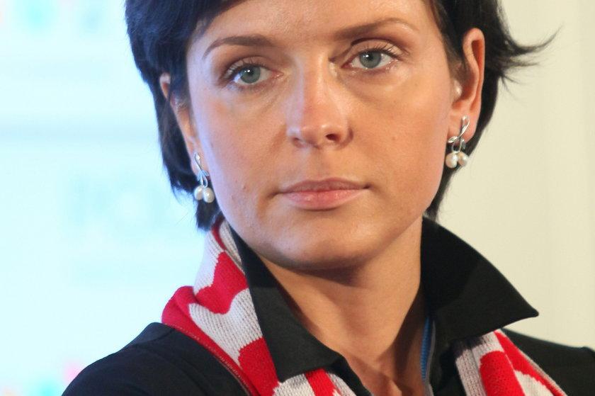 Minister sportu Joanna Mucha uważa, że Grzegorz Lato powinien odejść