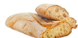 Robisz tak z chlebem? To rakotwórcze!