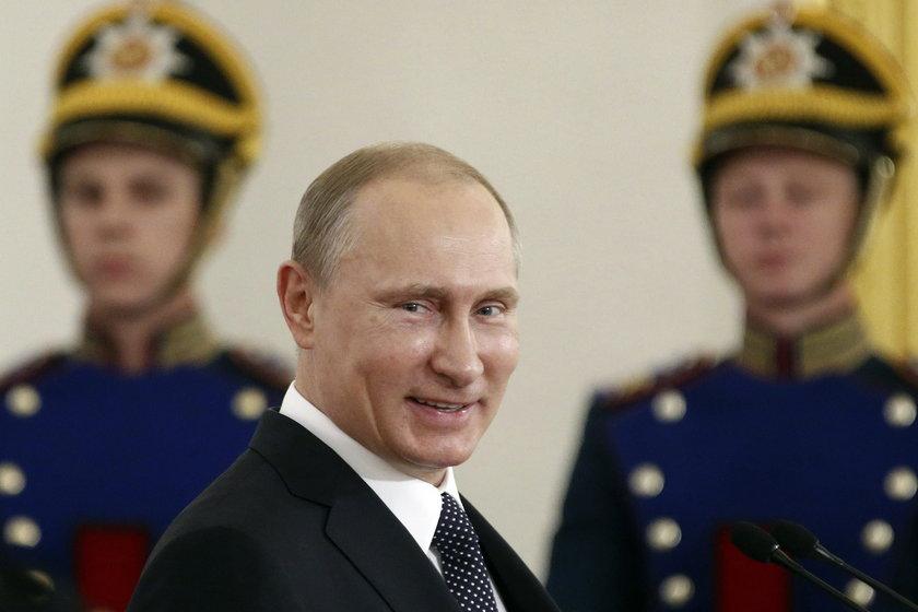 Prezydent Rosji
