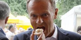 Premier mówi, że jada mielone w stołówce!