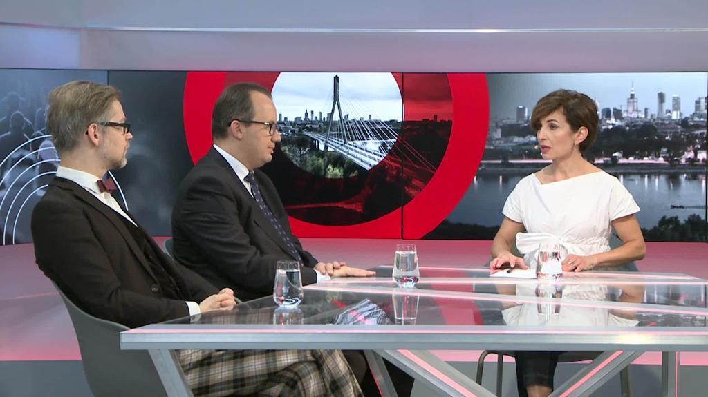 Newsweek Opinie: Adam Bodnar, Jacek Dehnel (26.09)