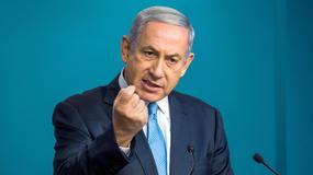 Izrael: Netanjahu ze złota