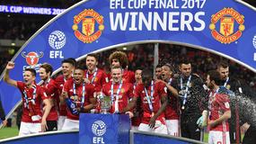 Dzieci Jose Mourinho szalały w szatni United