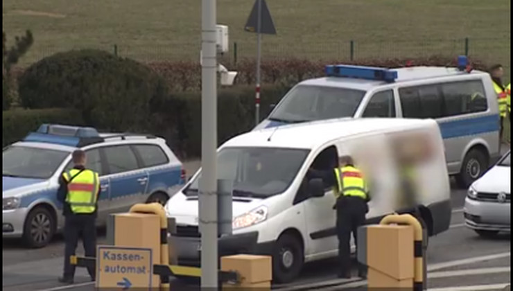 nemačka policija specijalci škaljarski klan