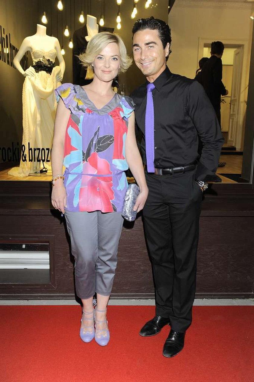 Jan Kliment i Monika Richardson